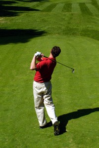 Enjoy mountain golf resorts in the Poconos. 