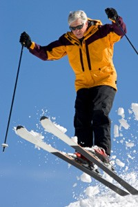 Enjoy a Pennsylvania skiing vacation in the Poconos.
