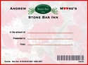 Gift Certificate - Valentine's Day