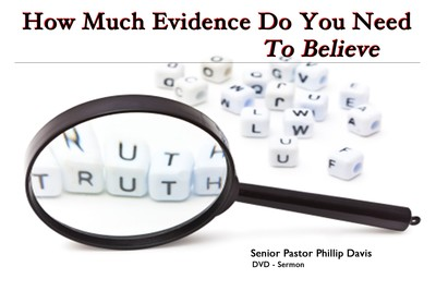  How Much Evidence Do You Need To Believe