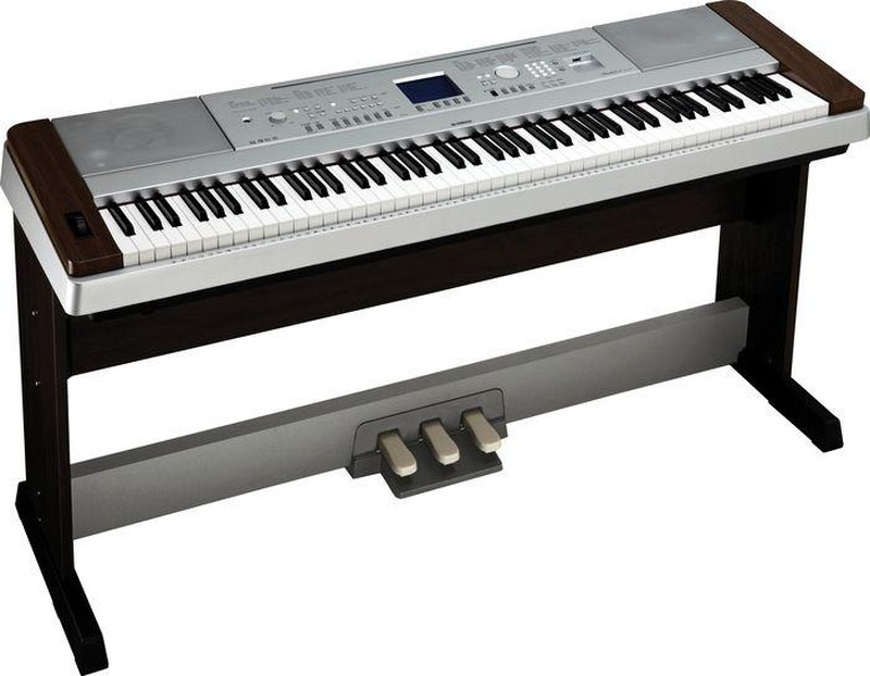 yamaha portable grand dgx 640 hammond organ world. Black Bedroom Furniture Sets. Home Design Ideas