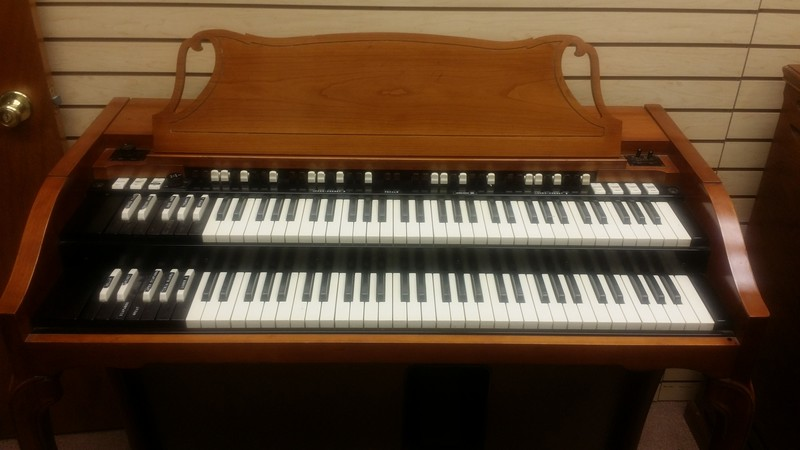 JUST IN! An Affordable Vintage Hammond A-102 Organ & Leslie Speaker Package! Will Sell Fast! - Now Avilable!