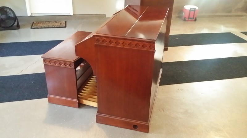 AFFORDABLE! - Vintage B3 & 122 Leslie Speaker Pkge - Yes This Organ Pkge Has Scratches - But Is In Good Shape! - Plays And Sounds Great - 10/29/12 Now Sold!-copy