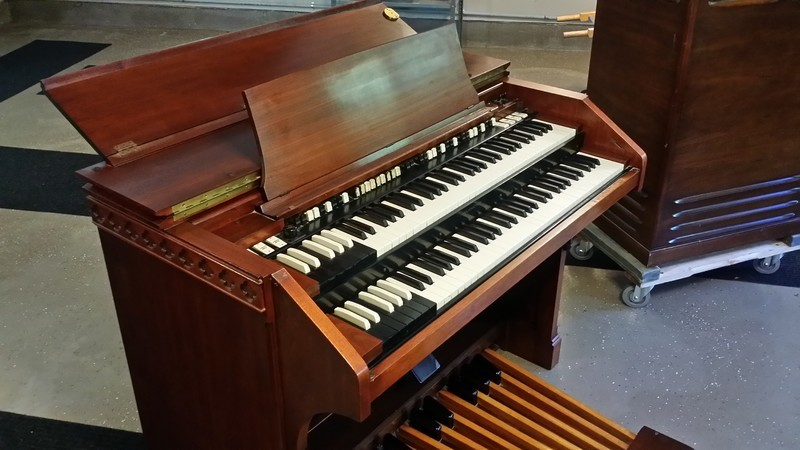 AFFORDABLE! Vintage Hammond C3 Organ & Leslie Package - Execellent Condition & Plays & Sounds Great!  A Great Buy! - Original Classic C3 Trim Package! Will Sell Fast - 2/26/15 Sale Pending Sold!-copy