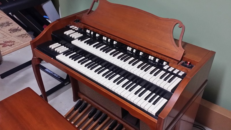 NEW ARRIVAL!  AVAILABLE! Beautiful 1960's Hammond A-100 Organ!  Can customized and add Leslie Speaker! Will Sell Fast! Don't Miss Out On This One! - Now Sold!-copy