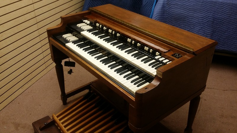 JUST IN! HOLIDAY SPECIAL! A Very Affordable -1960'sVintage Hammond B3 Organ & 122 Leslie Package.  Now On Sale For $4,995.00 - A Great Buy! Plays & Sounds Great! - Now Available!