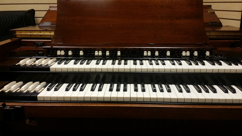 AFFORDABLE! Now On Sale!  Vintage Hammond CV Organ & Leslie Package - Excellent Condition - Plays & Sounds Great - A Very Affordable Organ Package - Well Maintained! Will Sell Fast - Now Available!