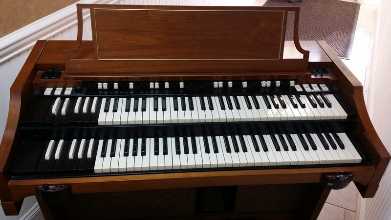 NOW ON SALE SPRING EVENT! IN OUR SHOWROOM & AFFORDABLE! A BEAUTIFUL VINTAGE Hammond A-100 Organ! Can Add A Leslie! 1960's Vintage Organ! Plays & Sounds Great! Will Sell Fast! - Now Available!