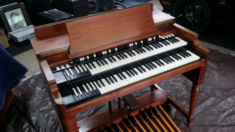 NEW ARRIVAL!  Mint 60's Hammond B3 Organ & 122A  Leslie! Vintage Perfect! Will Sell Fast! Don't Miss Out On This One! - Sale Pending!