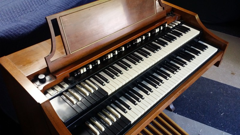NEW ARRIVAL!  AVAILABLE! Beautiful 1960's Hammond A-100 Organ!  Can customized and add Leslie Speaker! Will Sell Fast! Don't Miss Out On This One! - Available!