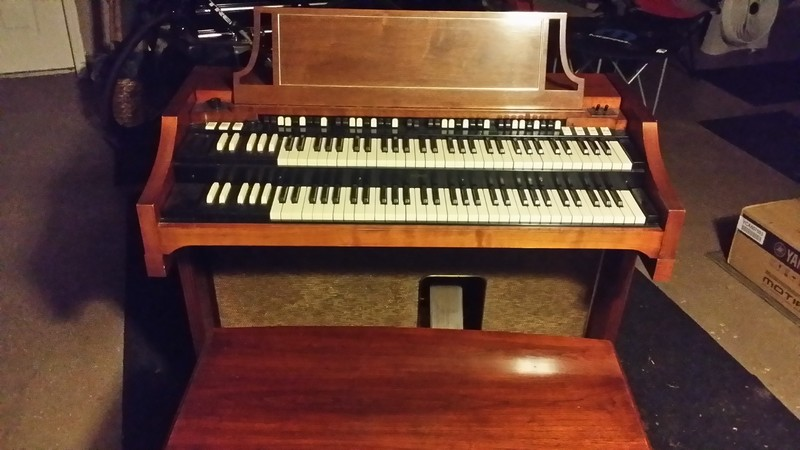 WAREHOUSE SPECIAL! Now On Sale! Affordable Vintage Mint Hammond A-100 Organ & Leslie Speaker Package! Plays & Sounds Great Will Sell Fast! - Now Available!