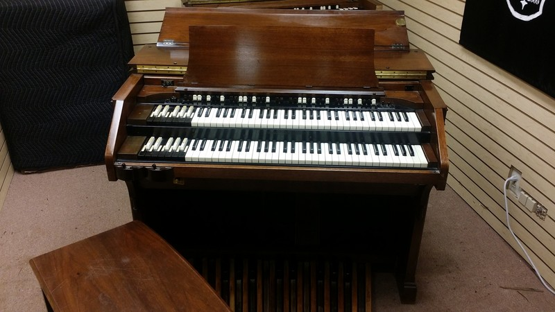 our vintage hammond organs