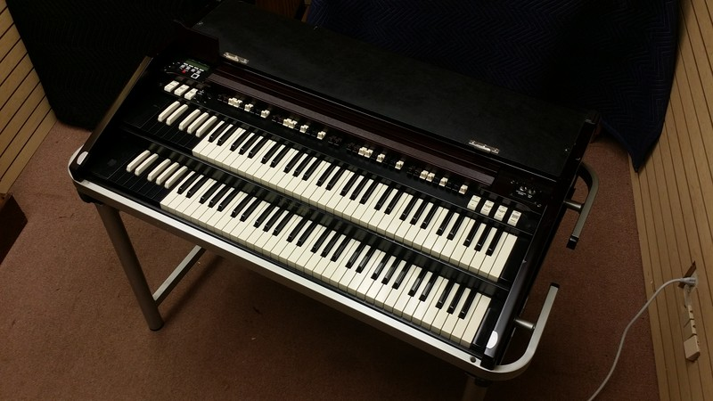 Pristine B3MK2 Portable & Leslie 971 Leslie - Just In! This Organ Is GOLD!  Price To Sell, Affordable And A Great Buy And Will Sell Fast!  Don't Miss Out On This Great Buy!!! 2/5/13 Now Sold!-copy