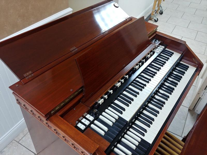 Affordable Vintage Hammond C3 Organ & Leslie Speaker Package In Great Condition Will Sell Fast! - 4/16/14 Sold!-copy