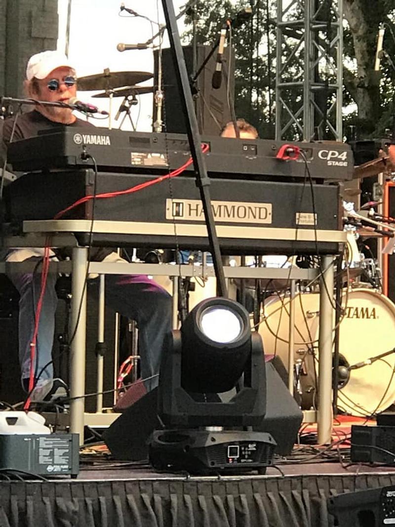 New B3MKII Portable & CP4-Ricky Stott - Hammond Organ World
