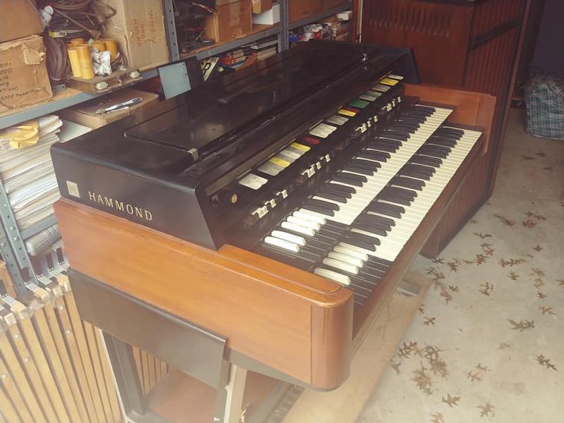 Hammond - Hammond Vintage X77 & 2-X77P Leslies In Good ... on