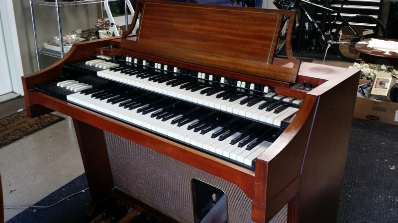 NEW ARRIVAL!  AVAILABLE! Beautiful 1960's Hammond A-100 Organ!  Can customized and add Leslie Speaker! Will Sell Fast! Don't Miss Out On This One! - Affordable & Available!