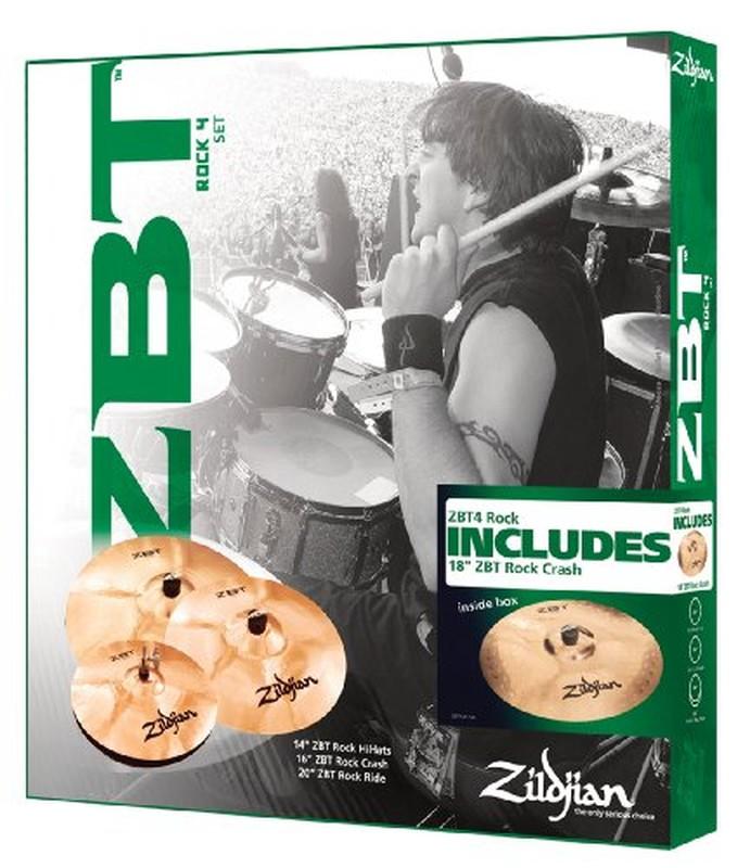 ZBT4 Rock Boxset