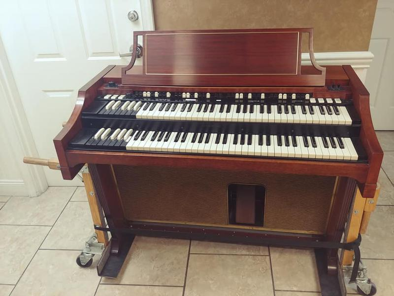 NEW ARRIVAL! A PRISTINE Vintage Hammond A-100 Organ-Plays & Sounds Great! Will Sell Fast! Affordable-Now Available!
