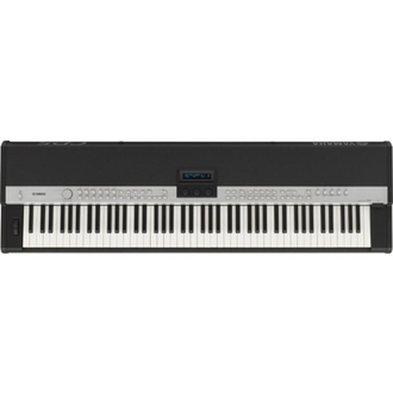 Stage pianos hammond organ world for Yamaha cp4 weight