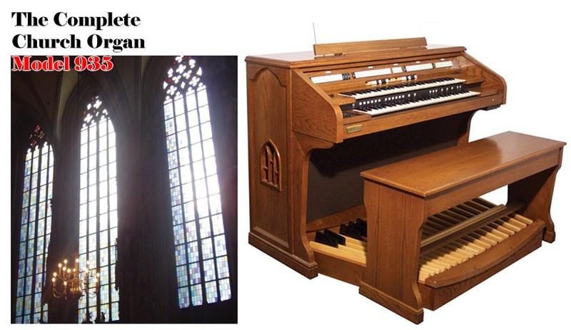 935 Classic Organ