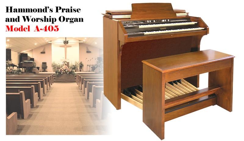 A-405 Chapel Organ