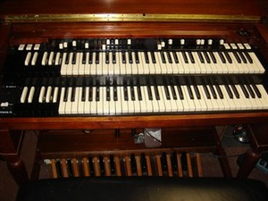 Vintage Hammond B3-copy