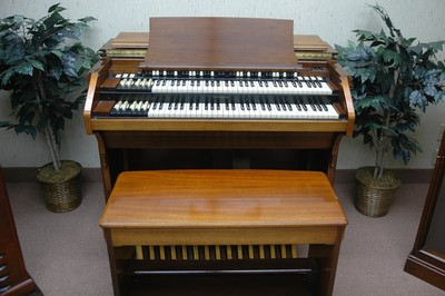 Mint Condition Vintage C3 Organ Package