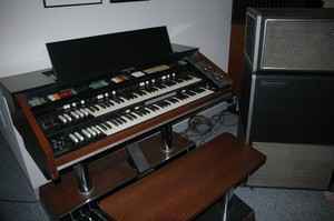 X66 Organ & 925 Leslie plus