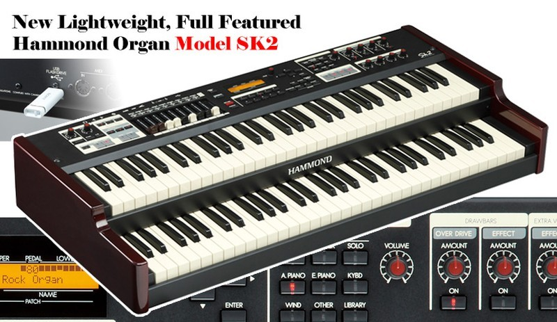 About Our Church Combo Packages - Hammond Organ World