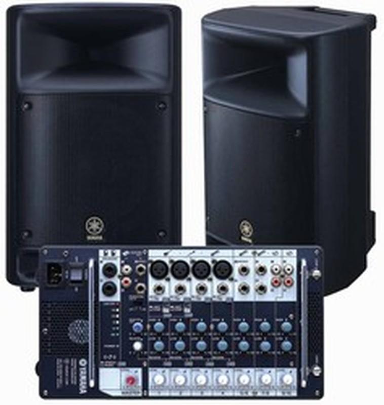 Yamaha Portable Pa Systems Hammond Organ World