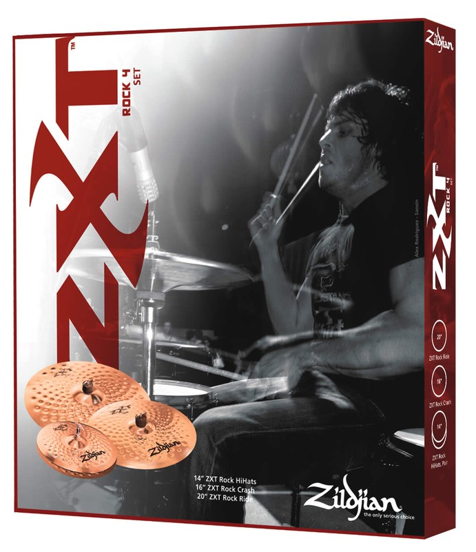 ZXT Rock Boack Set