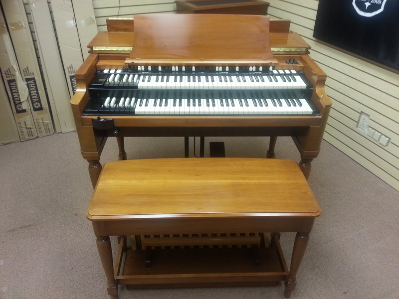 Gold! Best Ever! 1964 Out Of The Box Pristine Condition Vintage Hammond B3 Organ & 122 Leslie Speaker-This Organ & Leslie Is Perfect! - Sale Now Pending!