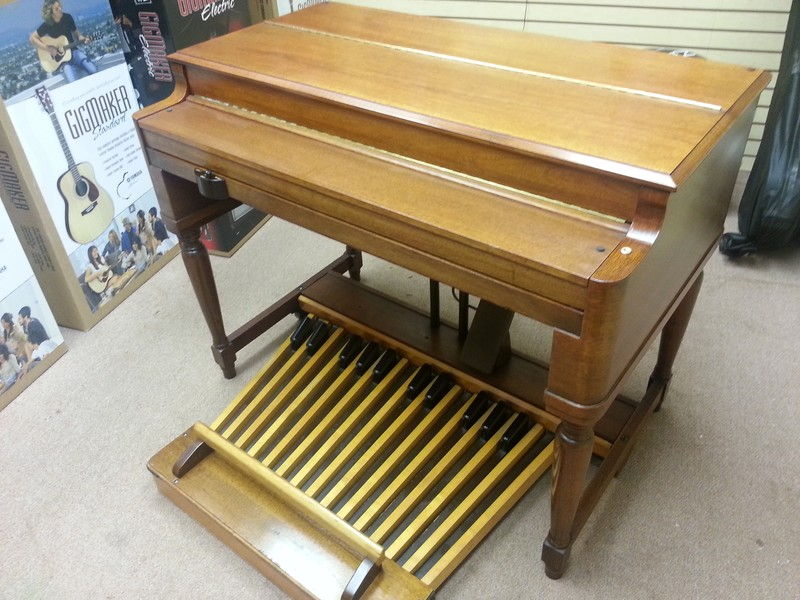 Mint Vintage Hammond B3 Organ With 122 Leslie Speaker - Package - Now Available!