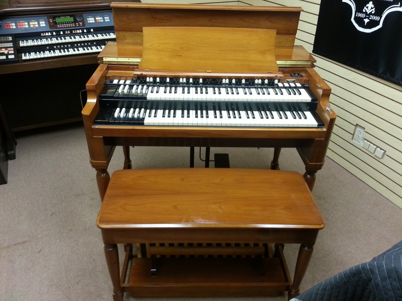 Pristine Like New 1964 Vintage Hammond B3 Organ with a 122 Leslie Speaker Cabinet & Mint PR-40 Hammond Speaker Cabinet! Will Sell Fast!  Now Available!