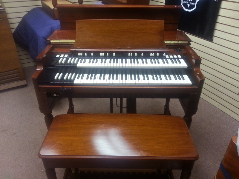 1961 Mint Condition Classic Vintage Hammond B3 Organ  &  971 Leslie Speaker Most Poerful Leslie Available Todat -