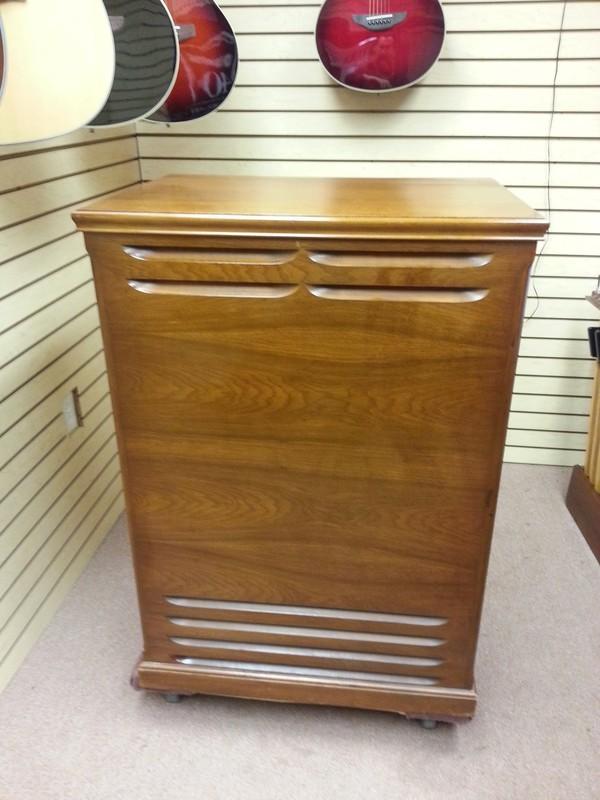 Vintage Leslie Speaker For Sale - Sold! - Hammond Organ World