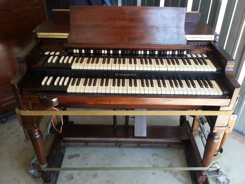 AFFORDABLE!  Classic Vintage 1970's Hammond B3 Organ & 122 Leslie Speaker Package - In Good Condition - A Nice B3 Package Now Sold 7/17/12 To Dr. Pastor Michael Coles - To Late Sold!-copy