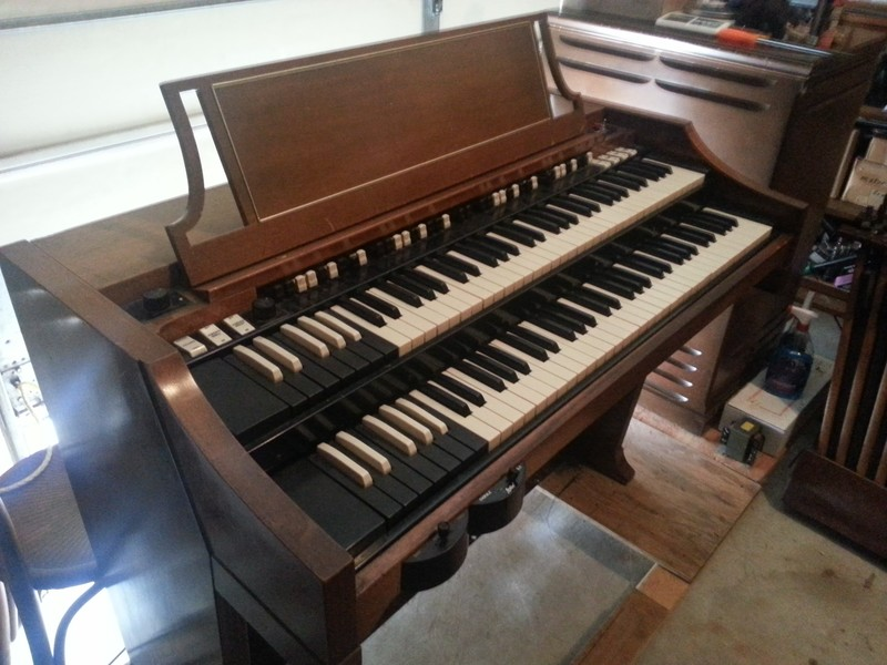 AFFORDABLE!  1960's Vintage Hammond  A-100 Organ In Mint Condition! Will Sell Fast! 6/28/13 Now Sold!-copy