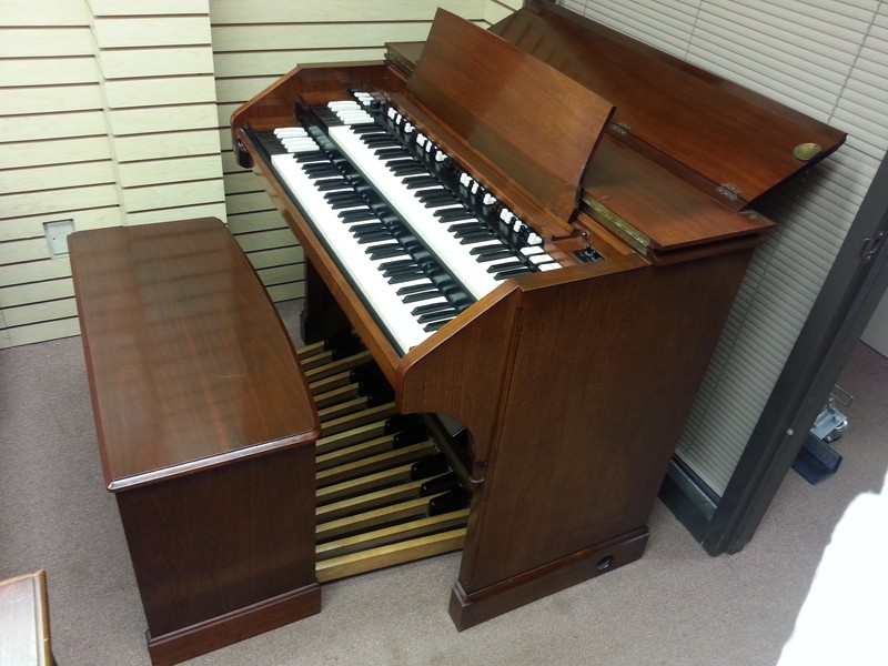 Affordable Vintage Hammond C3 Organ & Leslie Speaker Package In Great Condition - Available!