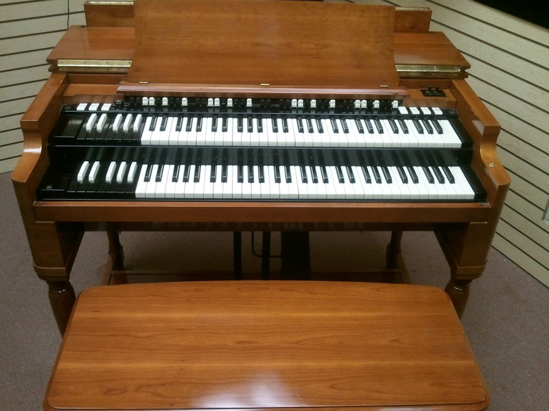 Pristine Vintage 1960's Hammond B3 Organ & 122A Leslie Speaker - PERFECT B3 Pkge   A Record Sale - Sold 6/6/12