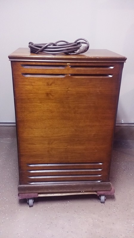 10 Vintage Leslie Speaker - Sold! - Hammond Organ World