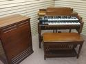 NEW ARRIVAL-Beautiful Hammond B3 Organ-Original Bench & Pedals & Leslie Speaker & PR 40 Cabinet-Excellent Condition, Plays & Sounds Great, Will Sell Fast-Available!-copy