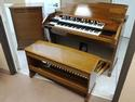 NEW ARRIVAL-A Majestic Mint Condition Vintage Hammond D-152 Organ & 122RV Leslie Speaker-This organ pkg is GORGEOUS! Plays & Sound Great-Will Sell Fast! Affordable-Now Available!