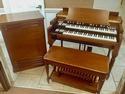 New Arrival-Mint Hammond A-101 Vintage Organ! Plays & Sound Great! One Owner Extremely Well Maintain! A Great Organ & Will Sell Fast! Now Available!-copy