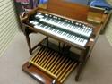 1974 Mint Condition Vintage Hammond B3 Organ & 122 Leslie Speaker! This B3 Pkge Organ Is a