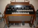 L-212 Tone Wheel Spinet Organ Mint Condition