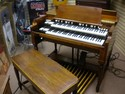 Mint Vintage B3 Organ & 122 Leslie Speaker Package!  To Late  - JUST SOLD 1/19/12-copy