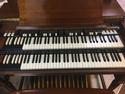 NEW ARRIVAL- NOW IN OUR SHOWROOM! A BEAUTIFUL VINTAGE HAMMOND B3 ORGAN & Original Matching  Leslie Speaker - Will Sell Fast! A Great Value! Plays, Sounds Perfect! - Available!