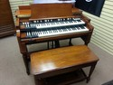 NOW IN OUR SHOWROOM! A MINT CONDITION 1959 Vintage Hammond B3 Organ & 22H Leslie Speaker! This Package Is A Great Buy & Value!  Will Sell Fast - Now Available!